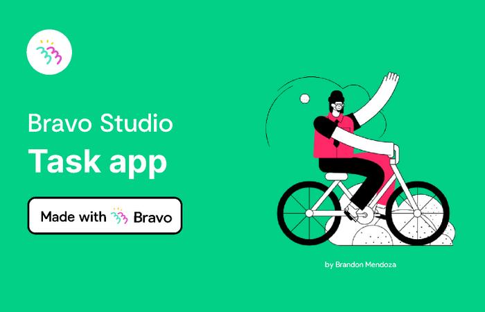 Bravo Sample: Task app